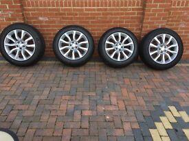 "Range Rover wheels 20"""
