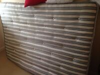 Mattress for double bed