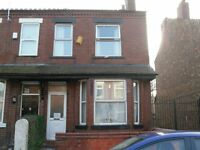 3 bed terraced house - FILEY ROAD - Fallowfield - Academic Year 2017/18