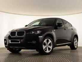 BMW X6 30D BLACK VERY LOW MILEAGE AND IN GREAT CONDITION