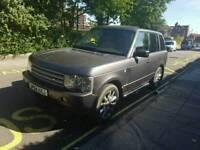 Range Rover Vogue 3.0 diesel automatic new mot