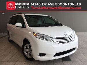 2017 Toyota Sienna LE | Backup Cam | Bluetooth | Power Doors