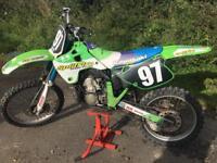 X2 kx250 1992 plus loads of spares
