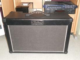 Kustom double barrel 30 watt combo guitar amp.