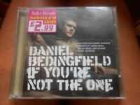 DANIEL BEDINGFIELD - IF YOU'RE NOT THE ONE - CD