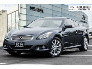 2014 Infiniti Q60 NAVI! BACKUP CAM! NEW TIRES AND BRAKES!
