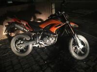 KSR Moto Austria 125cc tw