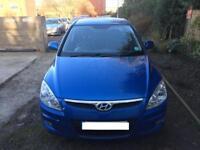 Hyundai i30 - 78000 - 1.6 - 07 plate - 12 month mot