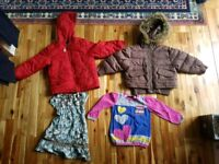 Baby/kids clothes 3-4 years girl