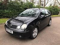 VOLKSWAGEN POLO FSI SPORT 2003 1.4 5 DOOR MOTD DRIVES GOOD CLEAN CAR