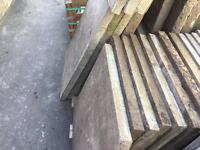 Old 2x2 pavers