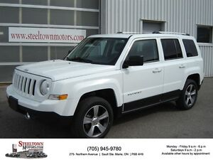 2016 Jeep Patriot High Altitude 4x4|H/Leather|Sunroof