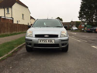 Ford Fusion 1.6 3 5dr £1,595 p/x welcome 2005 (55 reg), Hatchback