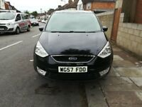 2007 FORD FOCUS BLACK FOR SALE!!