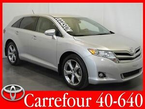 2013 Toyota Venza V6 AWD Demarreur a Distance