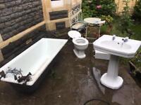 Victorian Bathroom Suite