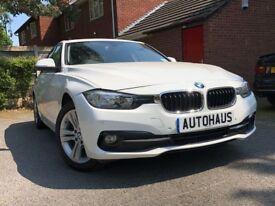 2017 BMW 3 Series 2.0 316d Sport (s/s) 4d