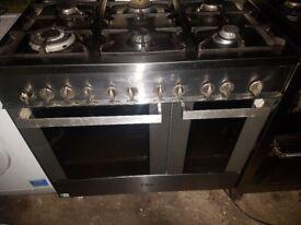 Cda renge cooker 90 cm