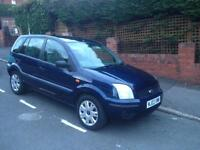 2003 Ford Fusion 1.4, 12 months mot, 40,000 miles