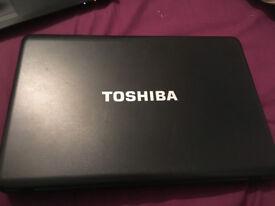 Toshiba satellite pro c660 15.6 laptop
