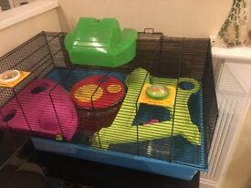 Hamster heaven cage for sale