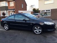 Peugeot 407 Coupe 2.0 HDI, outstanding!!! May swap or PX either way