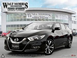 2016 Nissan Maxima SL: LOADED WITH FEATURES, ONE OWNER, ACCIDENT