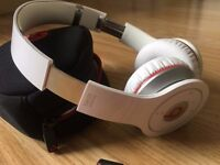 Beats by Dr.Dre Wireless Headset - White