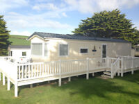 Lovely Holiday Caravan to hire 11th AUGUST 2018 near Newquay Cornwall Indoor Pool