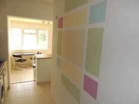 Nagyon szép, tágas ensuite szoba (dupla szoba saját fürdőszobával) azonnal beköltözhető - Romford