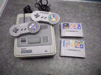 Mini SNES Super Nintendo