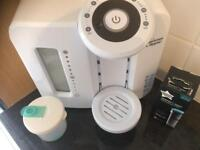 Tommie tippee Perfect Prep Machine, New Filter and Formula Dispenser