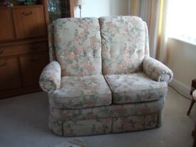 G-Plan Sofa and Armchair in excellent condition £35 o.n.o