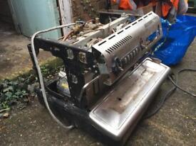 La spaziale coffee machine spare parts