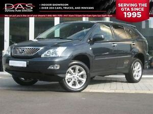 2008 Lexus RX 400H PREMIUM LEATHER/SUNROOF/LOADED