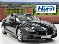 Maserati Ghibli DV6 (black) 2015-12-04