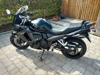 Suzuki GSX 650F Very low mileage, Excellent Condition Full Service History