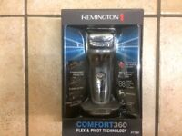 Remington triple foil electric men's shaver