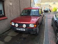 Landrover Discovery Series 1