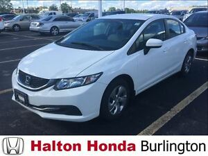 2014 Honda Civic Sedan LX|HEATED SEATS|BLUETOOTH