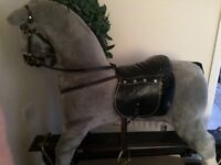 Rocking Horse 'Orchard' made by thoroughbred