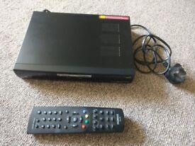 Humax Digital Satellite Set Top Box - Freesat - Foxsat HD New