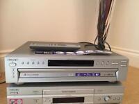 Sony 5 disc DVD/CD player