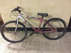 Crosstrax bike