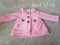 Girls Clothes 12-18 months and 9-12 months / sleeping bags