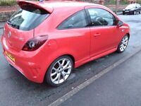 Vauxhall corsa vxr 1.6 turbo for sale