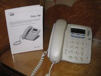 DELTA 2 LINE TELEPHONE