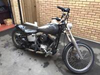 Harley Davidson Softail Deuce 2001