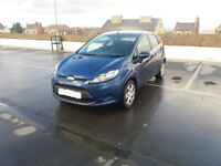 QUICK SALE M.O.T UNTIL 2018 FORD FIESTA 2009 1.4 TDCI STYLE+