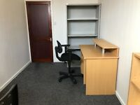 Serviced offices to let in Birchgrove in North Cardiff.